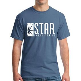 Camiseta De Star Labs Camiseta De Star Laboratories Camiseta