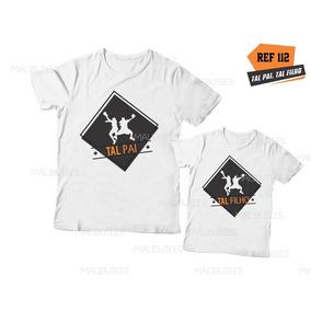 499ad86da Kit C  2 Camisetas Tal Pai Filho Basquete Nba Esporte R112