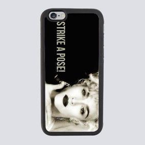 9e8b5f51b1d Funda Case Goma Madonna Pop Iphone 4 5 5c Se 6 6s Plus 2