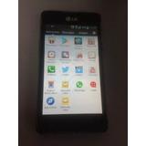 *telefono Android Lg L5 Oferta 100% Operativo