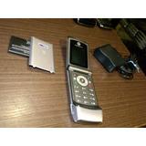 Aparelho Celular Motorola W375 Prata