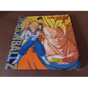 Dragon Ball Z System File + 100 Cards Raros