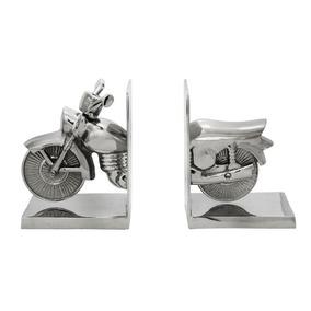 Miniatura Moto Aperta Livros Alumínio Order Books - 256202