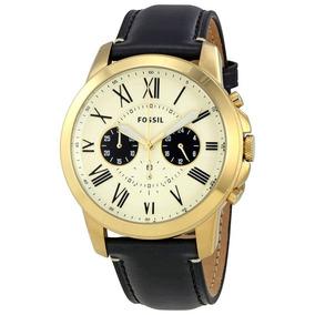 9413b4fb5c8e Reloj Fossil Bq1136 Hombre De Pulsera - Reloj Unisex en Mercado ...