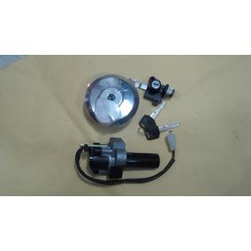 Kit Chave Ignição Cbx250 Twister Até 2008 Original Novo