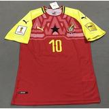Camiseta Seleccion De Ghana - Camisetas de Fútbol en Mercado Libre Chile 663171935d421