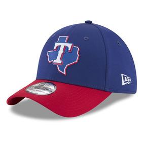 Gorra De Beisbol New Era Texas Rojas en Mercado Libre México fbd3effa218