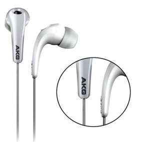 Fone De Ouvido Akg K321 Branco In Ear Original Harman Brasil