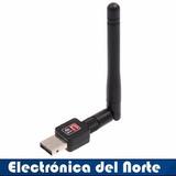 Usb Wireless Wifi Antena De Red Inalambrico 300mbps