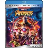 Blu-ray Avengers Infinity War / De Marvel Studios