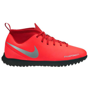 Tenis Deportivo Nike Phantom Niño Tf Tobillo Sint K39888 Dtt