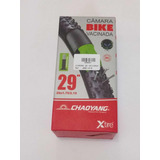 Camara Ar Bike 29 Válvula Américana Vacinada Chaoyang 008601