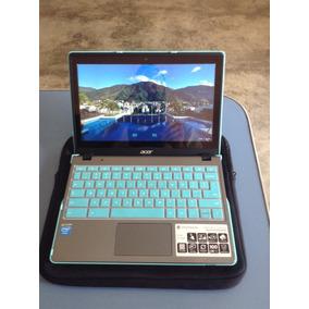 Acer C720p-chromebook-11.6-inch Hd Touchscreen, Intel