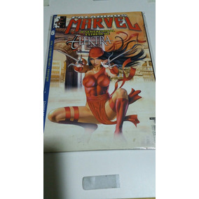 Paladinos Marvel 6 - Elektra