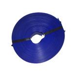 Cinta Rompe Vientos Azul Oscuro P Malla Ciclonica 20m2 Ao20