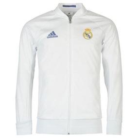 Campera Del Real Madrid Blanca Y Dorado T m Original 100% - Camperas ... b17a0f1c124e5