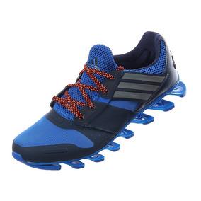 1a2ca998a49 Tenis Adidas Spring Blade Azules - Tenis en Mercado Libre México