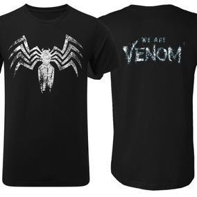 Playera Venom Tom Hardy No Aquaman Shazam Spiderman Batman