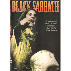 Dvd The Black Sabbath Story 1978-1992
