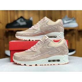 san francisco 1d5a3 a11dd Tenis Nike Air Max 90 Mujer Originales