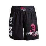 Short Muay Thai Masculino Tam. M - Progne Sports