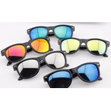 Óculos Infantil Sol Colorido Espelhado - Kit 30 Unid Atacado 5ecc738aff
