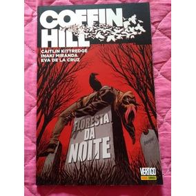 Coffin Hill Vol 1 Encadernado Panini Vertigo