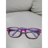 fc73c203d085e Óculos Infantil Com Armação + Lentes De Grau - Usado 3 Meses