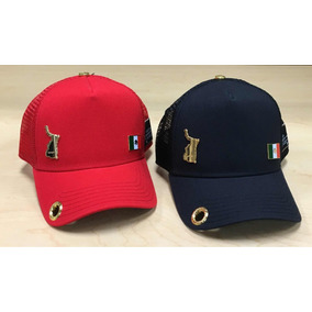 Gorra Red Monkey Tamaulipas Oro 18 Kilates