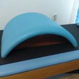 Meia Lua Para Pilates Azul Perfeito Estado