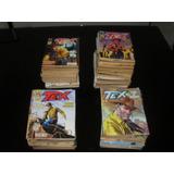 Tex Coleção Nº 153 A 281 4 Exemplares A R$ 32 Ed. Mythos