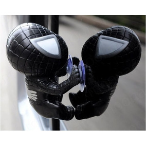 Homem Aranha Com Ventosas Para Fixar Em Vidros De Carro,etc.