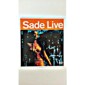 Dvd Sade Live - Novo