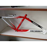 Mosso Sprint Preto / Branco / Vermelho 26x18