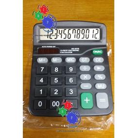 Calculadora Kk-837b 12 Digitos