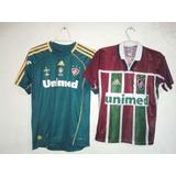 Camisa Fluminense Infantil 8 Anos Frete Grátis - Camisas de Times ... 9fd433831ade3