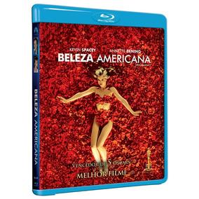 Blu-ray Beleza Americana - Novo Original Lacrado