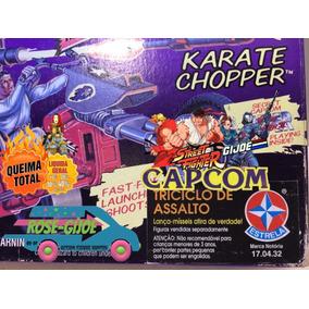 Gi Joe Veículo Raríssimo Estrela Capcom 1993 Nunca Montado!
