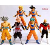 Muñecos Dragon Ball Z Super Black Goku,jiren ,gokussj,etc