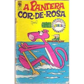 Gibi A Pantera Cor-de-rosa Nº 19