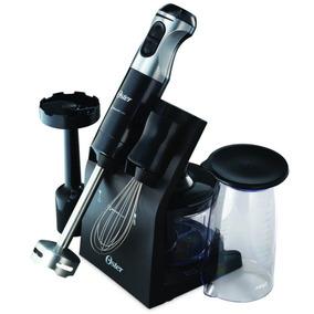 Mixer Oster Multipower Elegance 127v Preto 350w Com Acabame