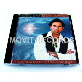 Ricardo Montaner Una Mañana Y Un Camino Cd Seminuevo Ed 1994