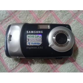 Camara Digital Samsung Digimax A302 Usada