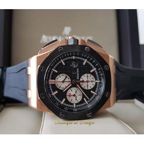 Relógio Eta - Modelo Ap Roo Chronograph Gold Ceramic - 44mm