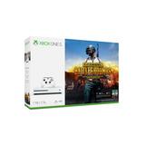Xbox One S 4k Microsoft Battlegrounds + Game Pass Rosario