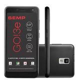 Smartphone Celular Tcl Semp Go3e Quad Core 8gb Tela 5 Dual