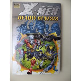 Importado Hq X-men Deadly Genesis Em Inglês