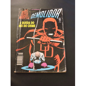 Grandes Heróis Marvel- Demolidor Nº 47 ... Ano 1995