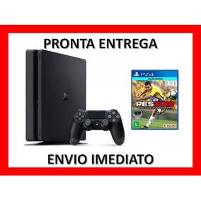 Playstation 4 Ps4 Slim Pés 20 18 500gb Sony Original + Nf