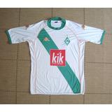 f3dbb115a6 Camisa Werder Bremen 2006 no Mercado Livre Brasil